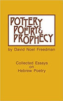 Pdf Pottery, Poetry, and Prophecy