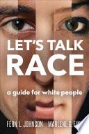 Let s Talk Race Book PDF