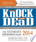 Knock 'em Dead 2014  : The Ultimate Job Search Guide
