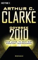 Odyssee 2010 – Das Jahr, in dem wir Kontakt aufnehmen