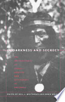 In Darkness and Secrecy Book