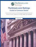 TheStreet Com Rating s Guide to Common Stocks