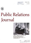 The Public Relations Journal
