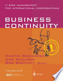 Business Continuity Book