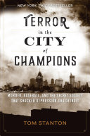 Pdf Terror in the City of Champions