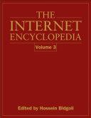 The Internet Encyclopedia  Volume 3  P   Z