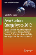 Zero Carbon Energy Kyoto 2012