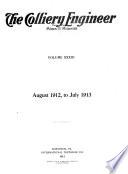 The Colliery Engineer