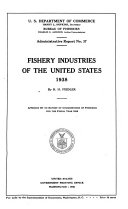 Fishery Statistics of the United States
