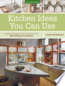 Kitchen Ideas You Can Use Book PDF