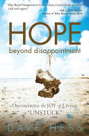 Hope Beyond Disappointment Book