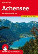 Achensee und Brandenberger Tal