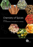 Chemistry of Spices Pdf