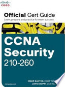 Cisco Certified Network Associate Security 210-260 Official Certification Guide