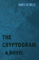 The Cryptogram - A Novel Pdf/ePub eBook