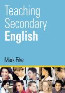 Teaching Secondary English
