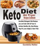 Keto Air Fryer Recipes Cookbook