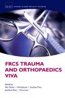 FRCS Trauma and Orthopaedics Viva