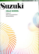 Suzuki Cello School, Vol 8