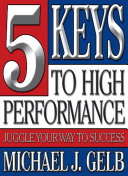 The Five Keys to High Performance