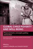 Pdf Global child poverty and well-being