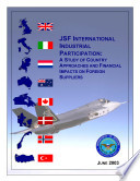 Jsf International Industrial Participation A Study Of Country Approaches And Financial Impacts On Foreign Suppliers