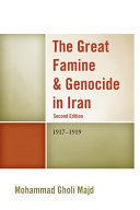 The Great Famine   Genocide in Iran