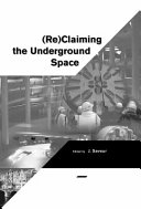 Reclaiming the Underground Space (2 Volume Set)