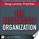 The Responsible Organization