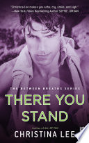 There You Stand Book