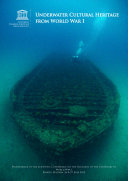 Underwater cultural heritage from World War I