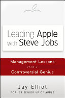 Leading Apple With Steve Jobs