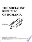 The Socialist Republic of Romania