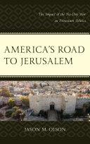 America's Road to Jerusalem [Pdf/ePub] eBook