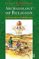 Archaeology of Religion Pdf/ePub eBook