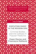 Executing Magic in the Modern Era Pdf/ePub eBook