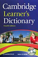 Cambridge Learner s Dictionary