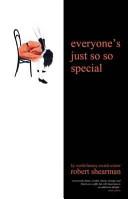 Everyone s Just So So Special Book PDF