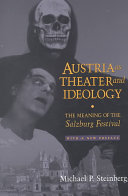 Austria as Theater and Ideology