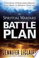 The Spiritual Warfare Battle Plan Book