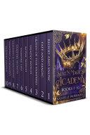 Seven Magics Academy Omnibus