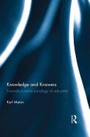 Knowledge and Knowers [Pdf/ePub] eBook