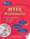 MTEL Mathematics (09, 047, 053)