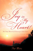 Joy in My Heart