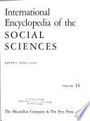 International encyclopedia of the social sciences. 17. [Index]