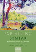 Explaining Syntax