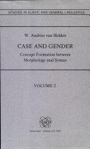 Case and Gender