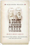 A Death at Crooked Creek