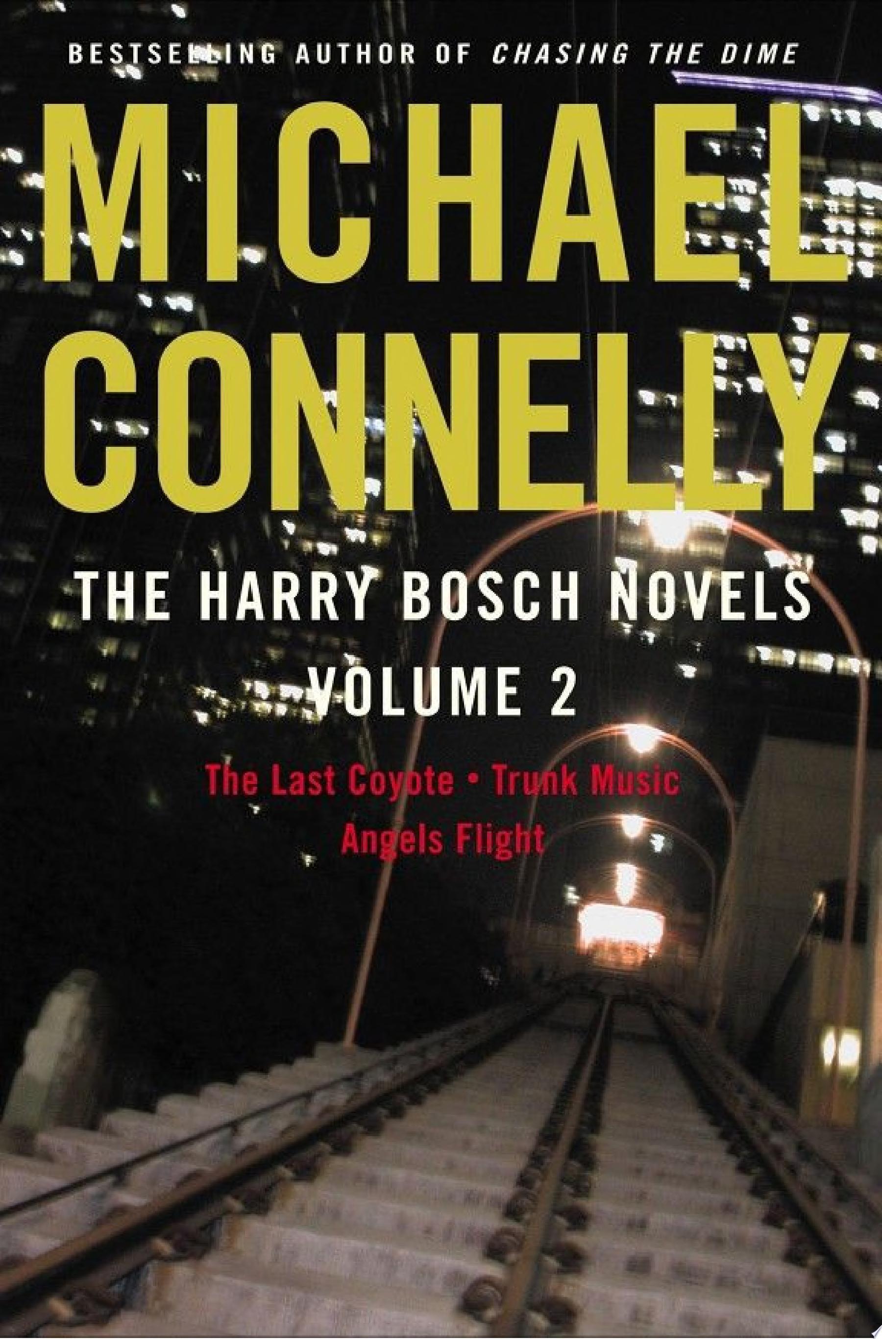 Harry Bosch Novels  The
