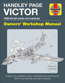 Hadley Page Victor Owners  Workshop Manual